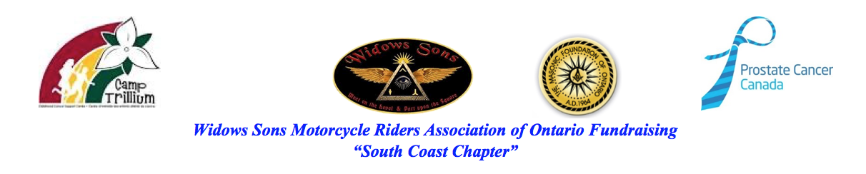 South Coast Chapter Motorcycle Ride