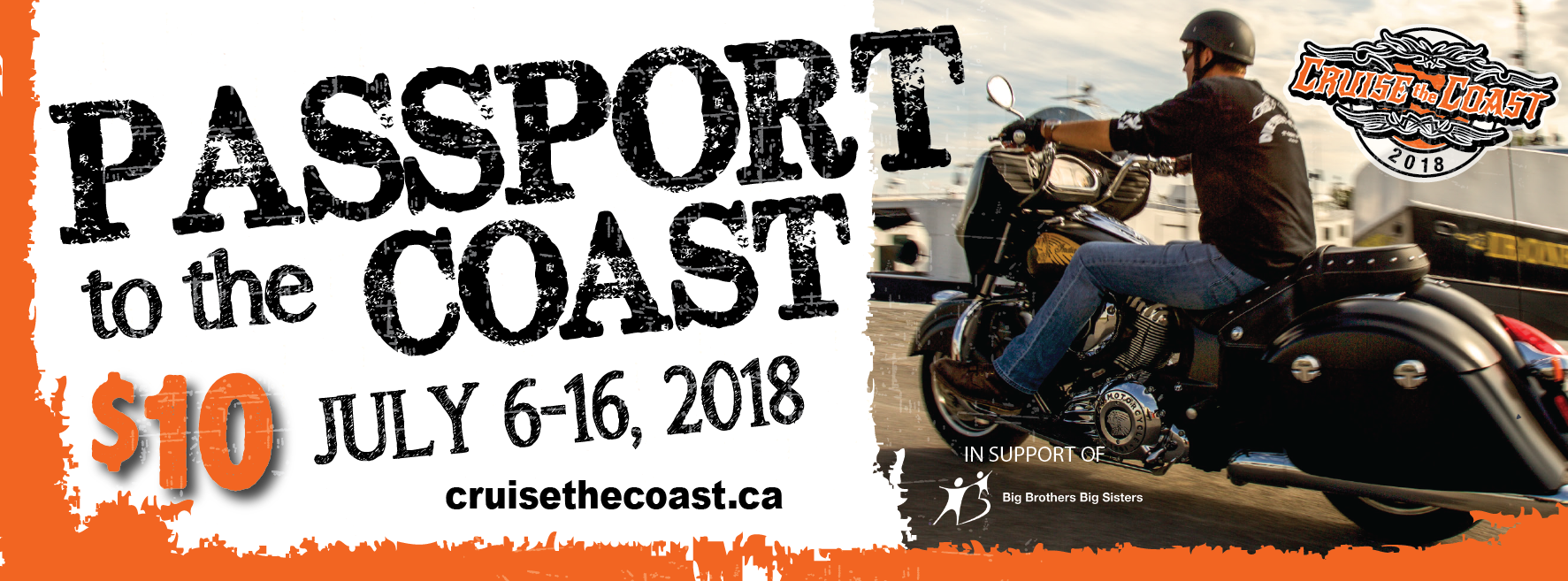 Passport To The Coast