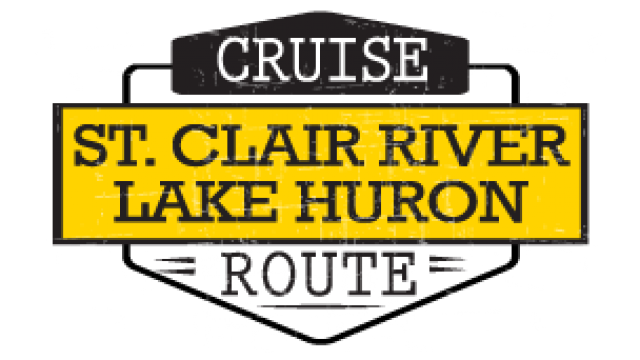 Cruise the St. Clair River & Lake Huron Shore Route