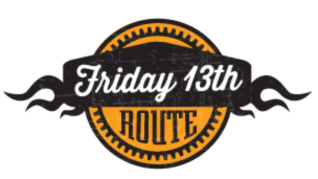 Friday the 13th Route