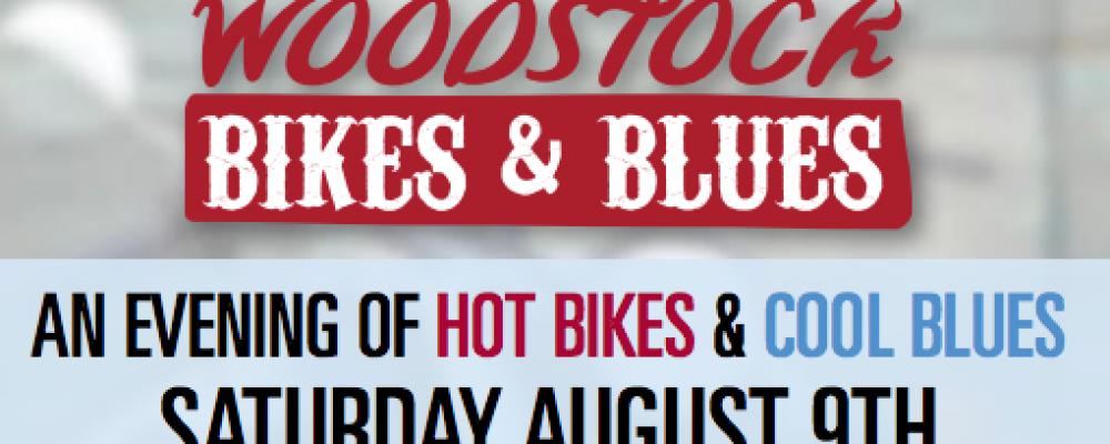Ride Idea: Bikes & Blues Aug 9