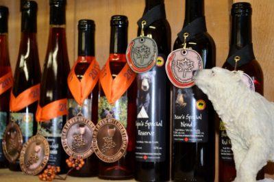 Black Bear Farms of Ontario Estate Winery