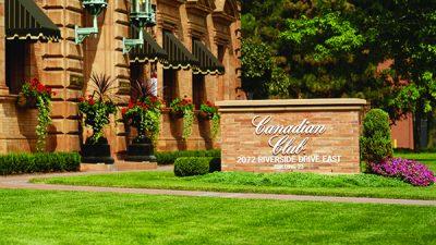 Canadian Club Brand Centre