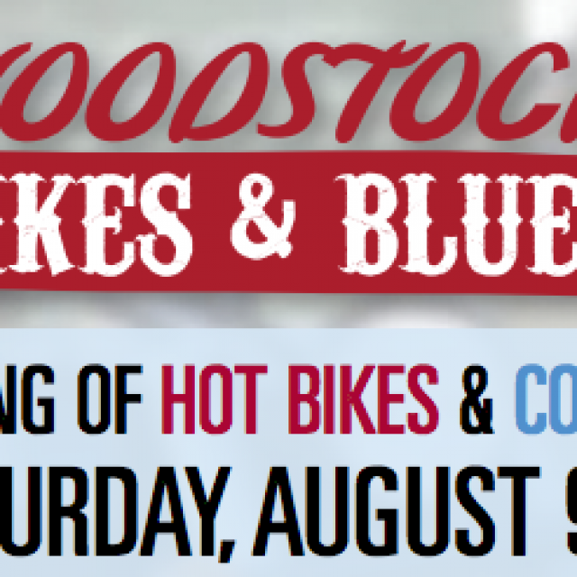 Ride Idea: Bikes & Blues Aug 9