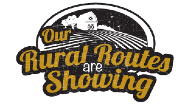 Our Rural Routes Are Showing
