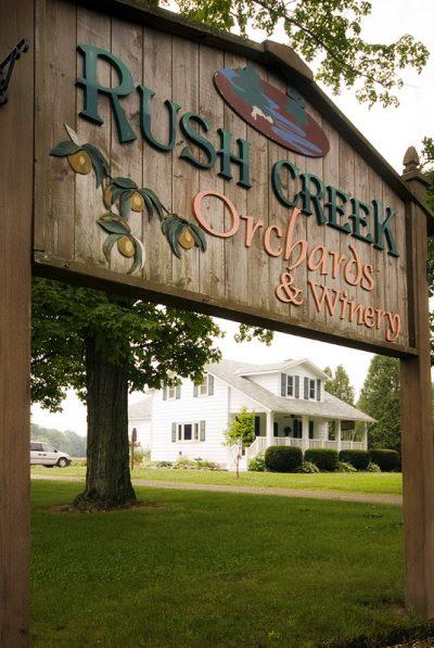 Rush Creek Wines