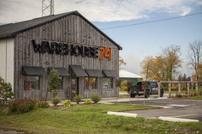 Warehouse 74