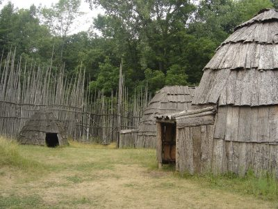 Ska Nah Dot Village and Museum