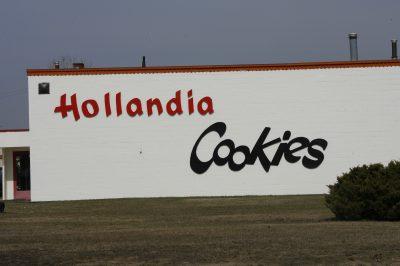 Hollandia Cookies