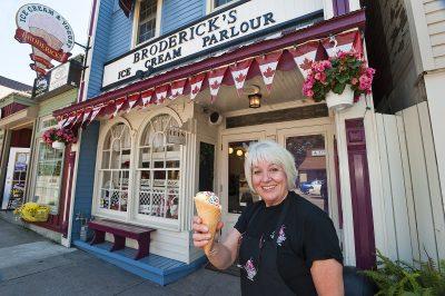 Broderick's Ice Cream Parlour