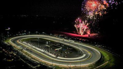 Fireworks at Jukasa