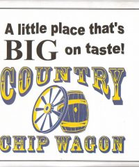 Country Chip Wagon