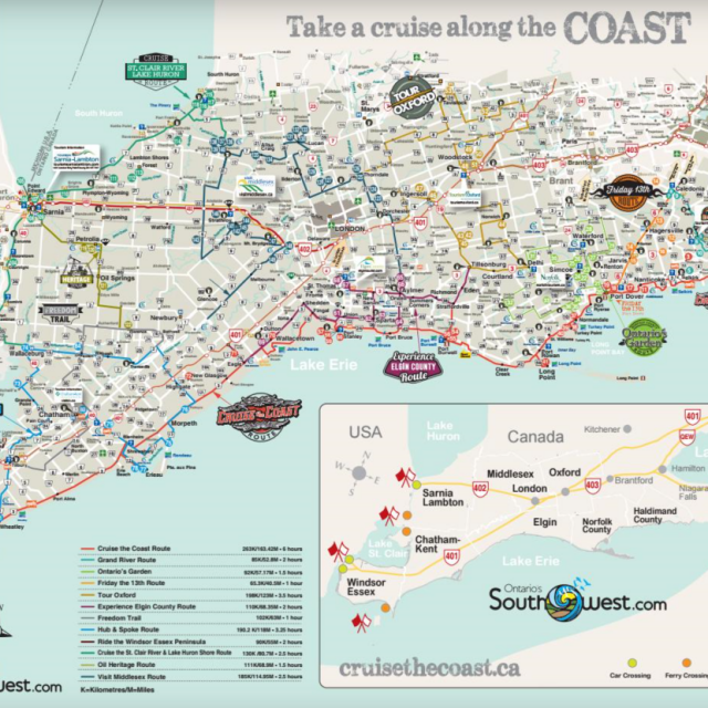 Latest Motorcycle Map