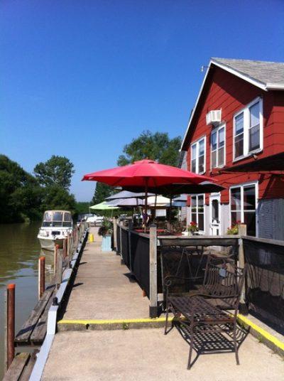 Hoover's Marina & Wharfside Restaurant