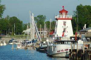 TSL-Grand Bend Harbour1-Photo courtesy of Lou Sprenger